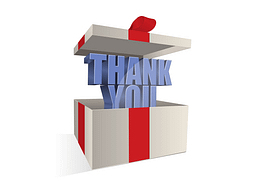 Thank You Box Chocolates  - mstlion / Pixabay