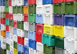 Boxes Port Colorful  - kbrosig / Pixabay