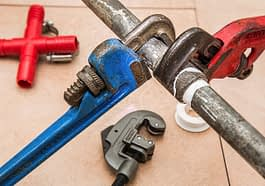 Plumbing Pipe Wrench Plumber