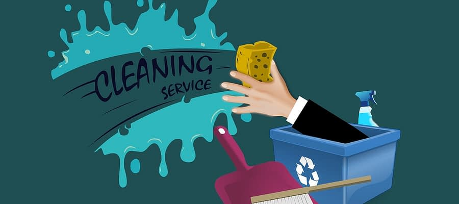 Cleaning Service Cleaner Hand  - mohamed_hassan / Pixabay