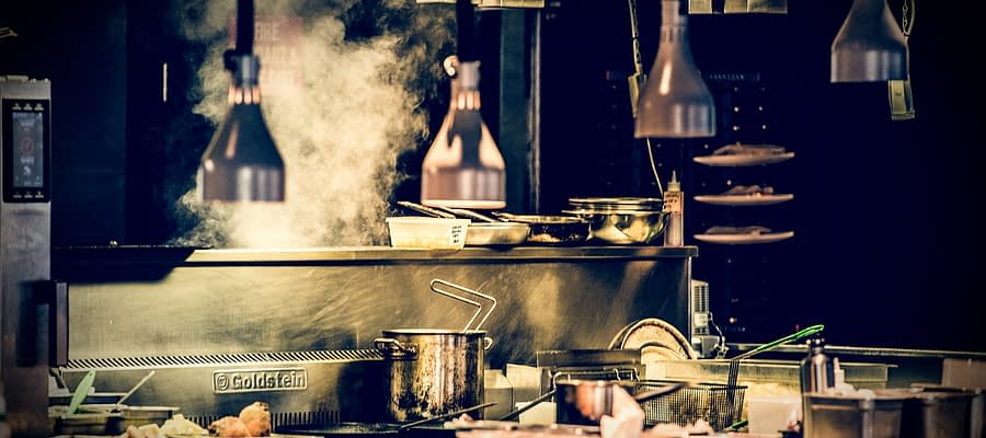 Kitchen Chef Cooking Food Cook